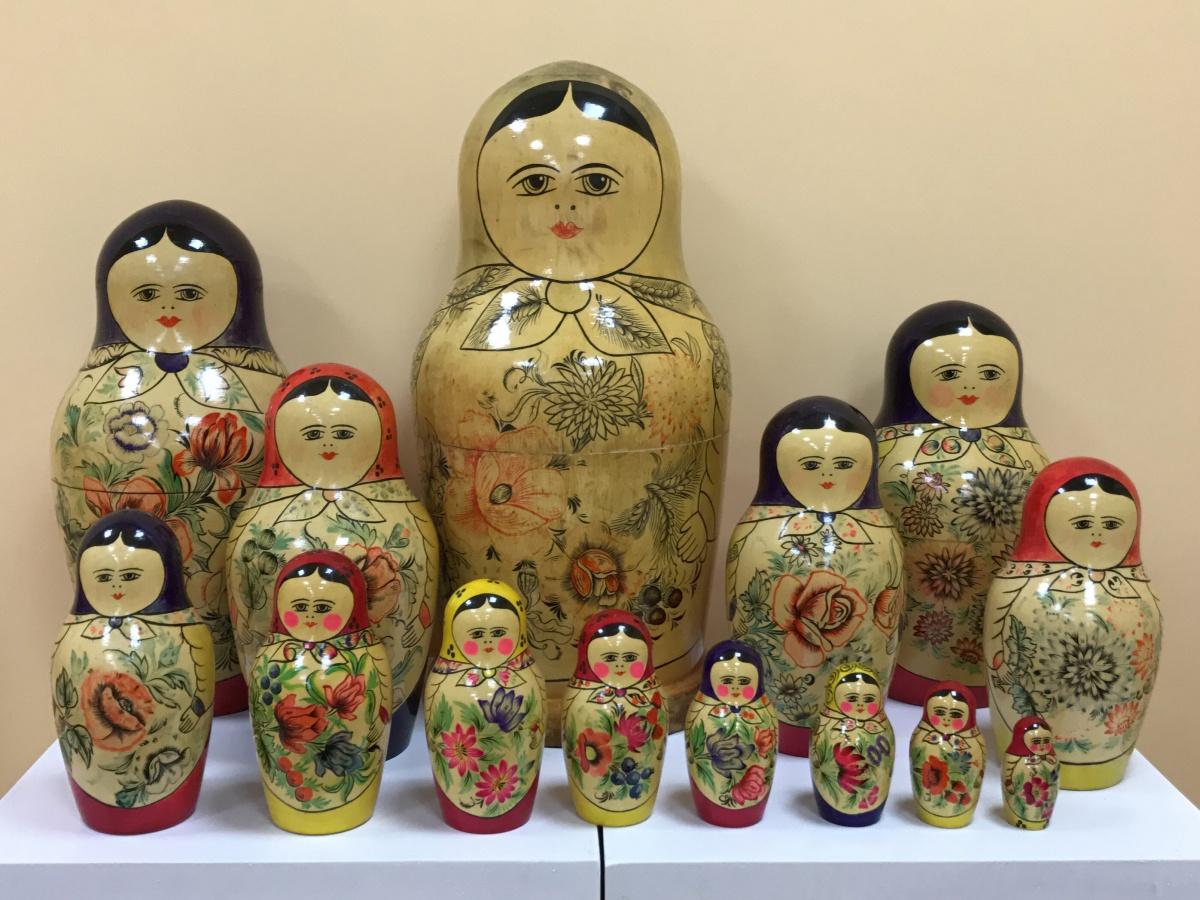 Музей матрешки и традиционной игрушки